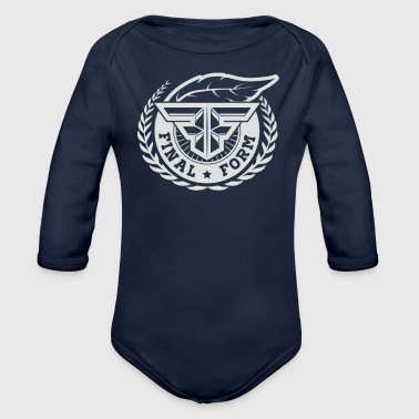 Final Form - Organic Long Sleeve Baby Bodysuit