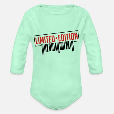 limited_edition_code_gu2 - Organic Long-Sleeved Baby Bodysuit