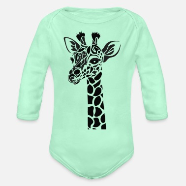 Ziraf Ziraf - Organic Long-Sleeved Baby Bodysuit