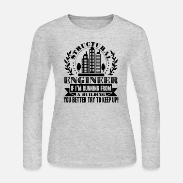 Structural Engineer Structural Engineer - Women's Long Sleeve Jersey T-Shirt