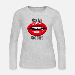 Kiss Me Logo by | Spreadshirt