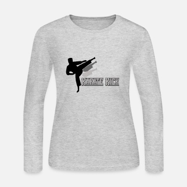 Kick Kick - Women's Long Sleeve Jersey T-Shirt