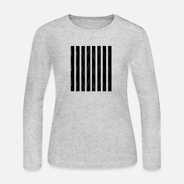 Strip Strips - Women's Jersey Longsleeve Shirt