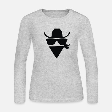 Cowboy Cowboy - Women's Long Sleeve Jersey T-Shirt
