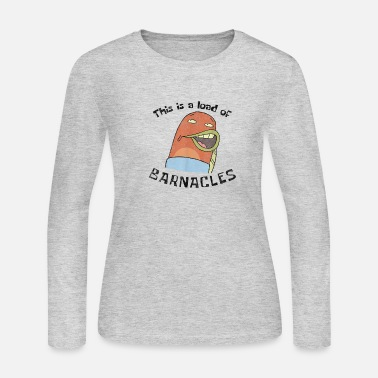 Shop Spongebob Long Sleeved Shirts Online Spreadshirt