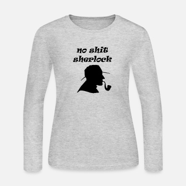 Sherlock sherlock - Women's Long Sleeve Jersey T-Shirt
