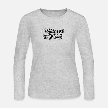 Wildlife Tourist Crew Wildlife Tourist - Women's Jersey Longsleeve Shirt