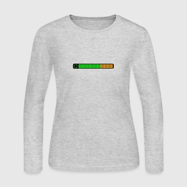 Loading - Women's Long Sleeve Jersey T-Shirt