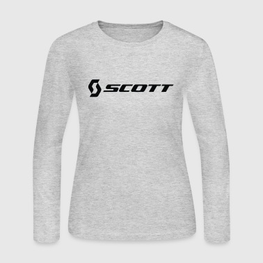SCOTT - Women's Long Sleeve Jersey T-Shirt