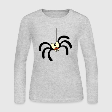 Spider Web Spider - Women's Long Sleeve Jersey T-Shirt