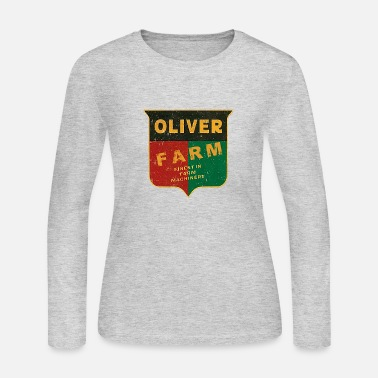Oliver Farm Equipment - Women's Jersey Longsleeve Shirt