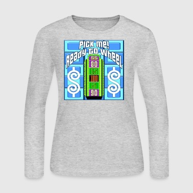 TV Game Show Apparel - TPIR (The Price Is...) Me - Women's Long Sleeve Jersey T-Shirt
