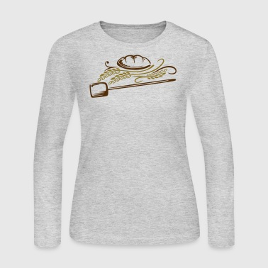 Bread with cereals - Women's Long Sleeve Jersey T-Shirt