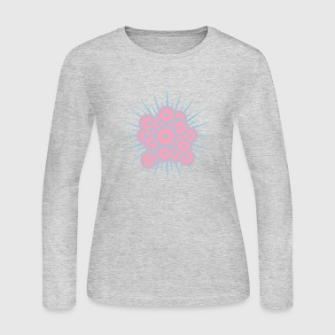 Psy Speakers - Women's Long Sleeve Jersey T-Shirt