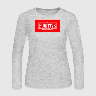 FUGITIVE 2754 RED - Women's Long Sleeve Jersey T-Shirt