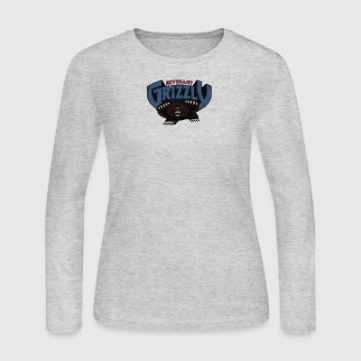 Revenant Grizzly - Women's Long Sleeve Jersey T-Shirt