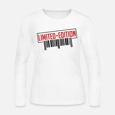 limited_edition_code_gu2 - Women's Jersey Longsleeve Shirt