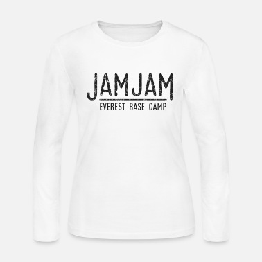 Jam Jam Jam - Everest Base Camp - Women's Long Sleeve Jersey T-Shirt
