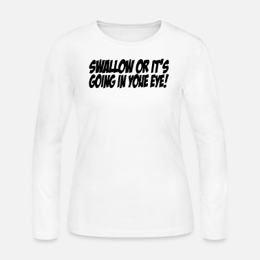 Swallow SWALLOW - Women's Long Sleeve Jersey T-Shirt