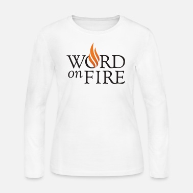 High Quality Products / Christ Words On Fire Women's Organic