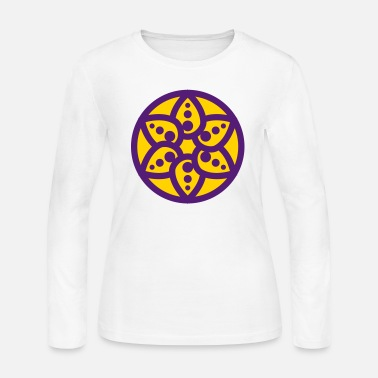 Symbol Symbol - Women's Long Sleeve Jersey T-Shirt