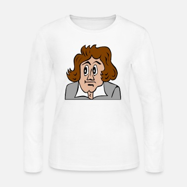 Beethoven beethoven - Women's Long Sleeve Jersey T-Shirt