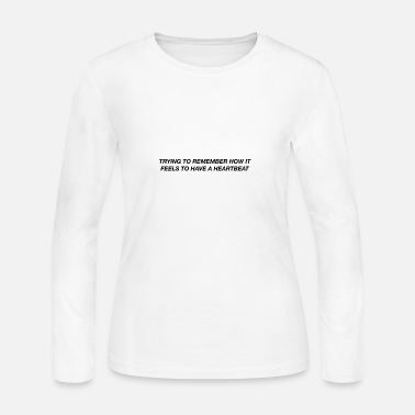 TTRHIFTHAHB Merch - Women's Long Sleeve Jersey T-Shirt