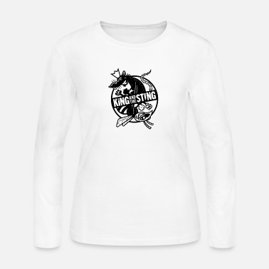 Sting king and the sting - Women's Jersey Longsleeve Shirt