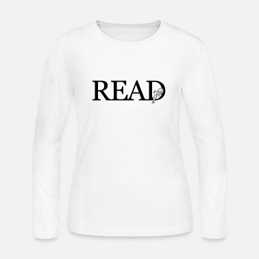 Reading READ - Women's Long Sleeve Jersey T-Shirt