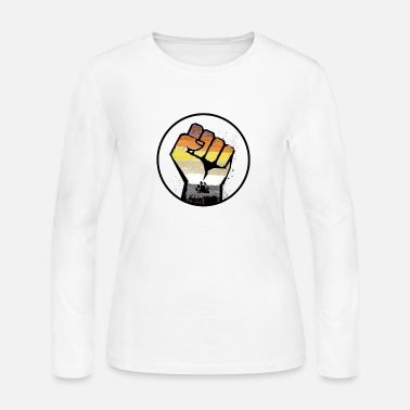 Protect Our Fat Bears - Women's Jersey Longsleeve Shirt