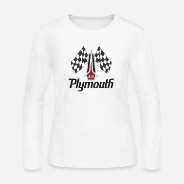 Plymouth Plymouth 440 Hood Ornament - Women's Jersey Longsleeve Shirt