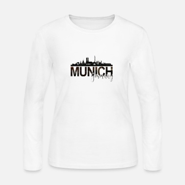 Munich Munich - Women's Long Sleeve Jersey T-Shirt