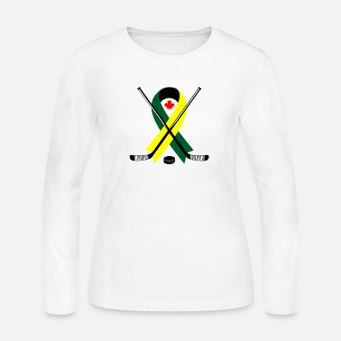 Humboldt Broncos for you - Women's Long Sleeve Jersey T-Shirt