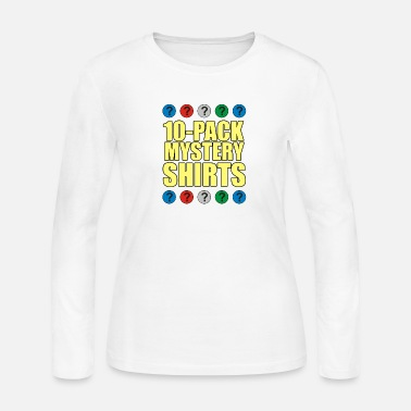 Random A Random - Women's Long Sleeve Jersey T-Shirt