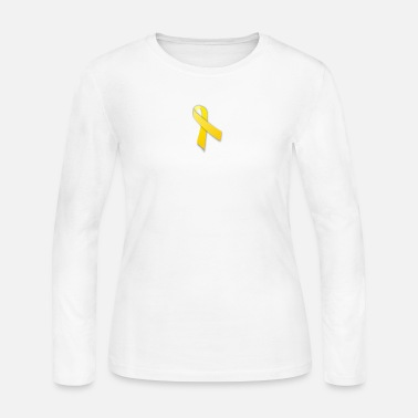Yellow Ribbon yellow Ribbon - Women's Jersey Longsleeve Shirt