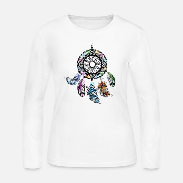Dream Catcher dream filter - Women's Jersey Longsleeve Shirt