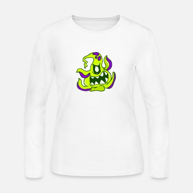 Scary Monster Scary Monster - Women's Jersey Longsleeve Shirt