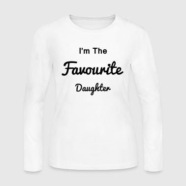 Daughter - Women's Long Sleeve Jersey T-Shirt