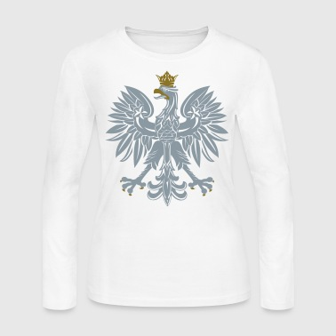 Eagle - Women's Long Sleeve Jersey T-Shirt