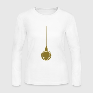 leve magnetic petanque ball - Women's Long Sleeve Jersey T-Shirt