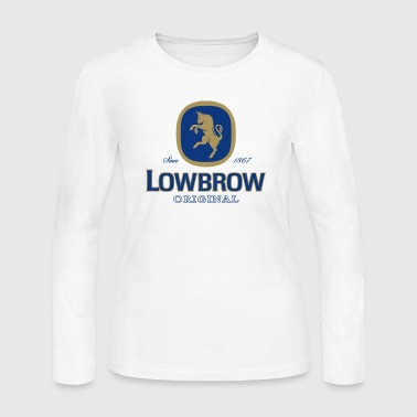 Women's Lowbrow Long Sleeve Tee - Women's Long Sleeve Jersey T-Shirt