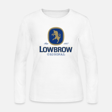Women's Lowbrow Long Sleeve Tee - Women's Jersey Longsleeve Shirt
