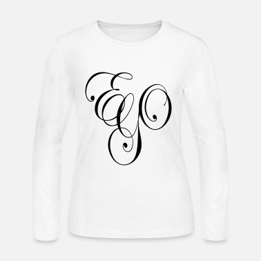 Ego EGO - Women's Long Sleeve Jersey T-Shirt