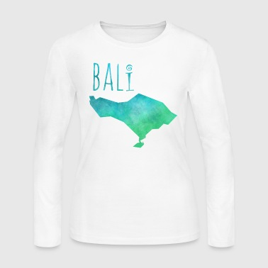bali - Women's Long Sleeve Jersey T-Shirt