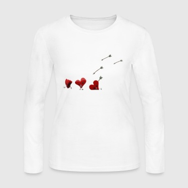 Valentine's day - Women's Long Sleeve Jersey T-Shirt
