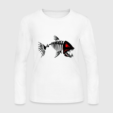 Carp - Women's Long Sleeve Jersey T-Shirt