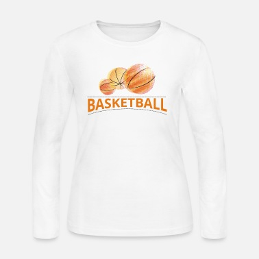 Basket basket - Women's Long Sleeve Jersey T-Shirt