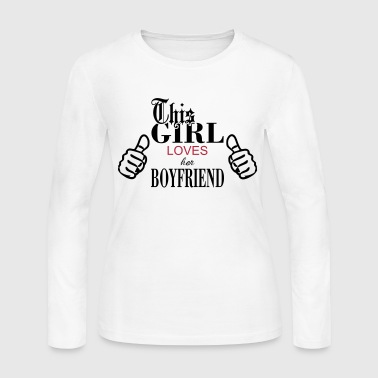 This Girl Loves... - Women's Long Sleeve Jersey T-Shirt
