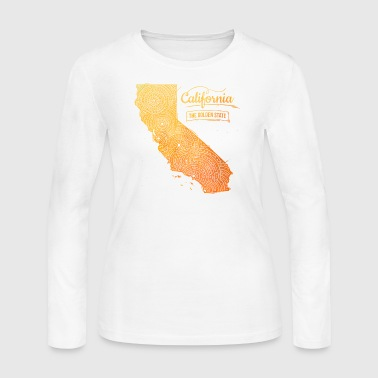 California - Women's Long Sleeve Jersey T-Shirt