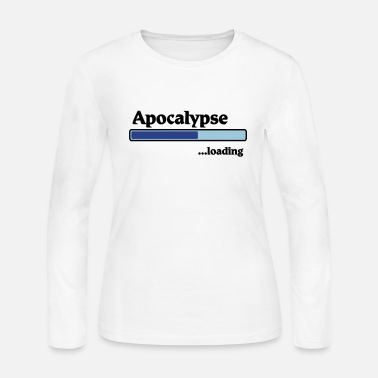 Apocalypse Apocalypse loading - Women's Long Sleeve Jersey T-Shirt